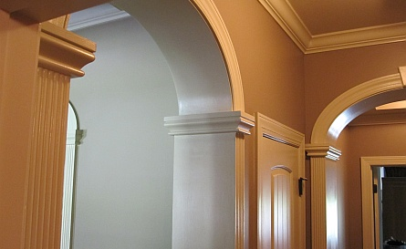 Residential Painting Interior