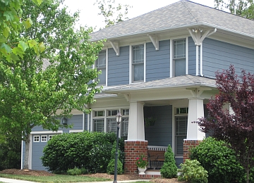 Exterior Residential Painter Raleigh Nc Rose Painting
