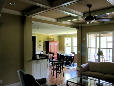 interior residential painter raleigh nc rose painting